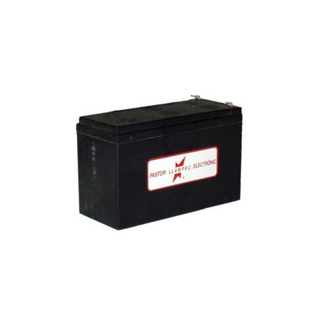 bateria pastor electrico