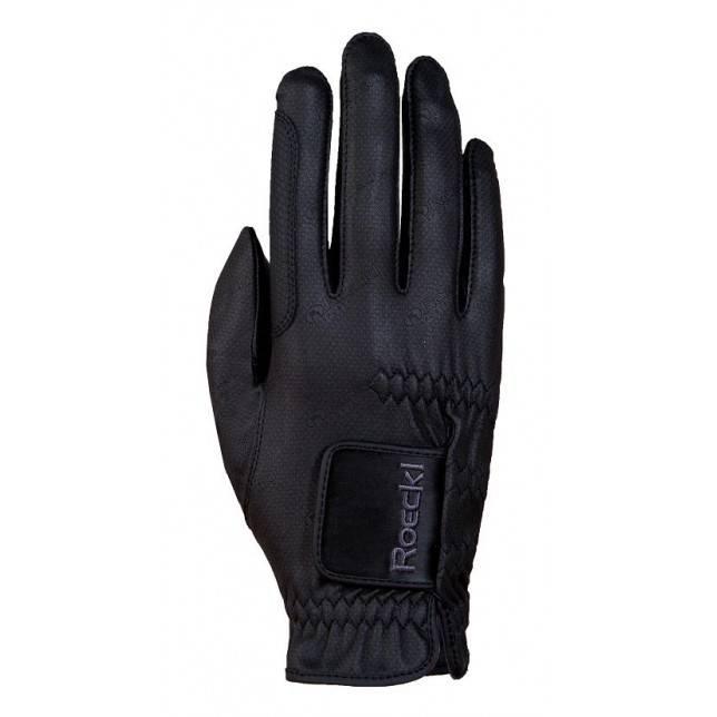 guante roeckl 3301-248 negro