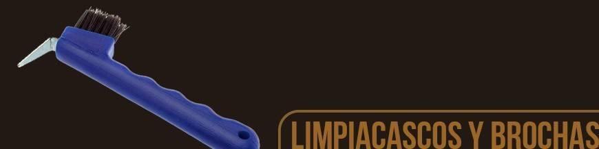 LIMPIACASCOS Y BROCHAS
