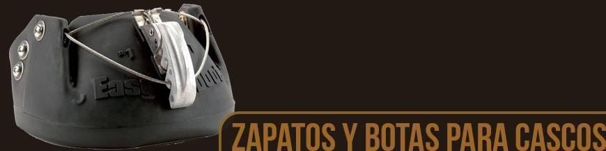ZAPATOS Y BOTAS PARA CASCOS