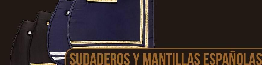 SUDADEROS Y MANTILLAS ESPAÑOLAS