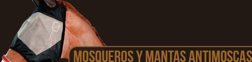 MOSQUEROS Y MÁSCARAS ANTIMOSCAS