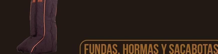 FUNDAS, HORMAS Y SACABOTAS