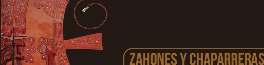 ZAHONES Y CHAPARRERAS