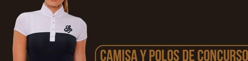 CAMISAS Y POLOS DE CONCURSO