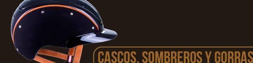 CASCOS, SOMBREROS Y GORRAS