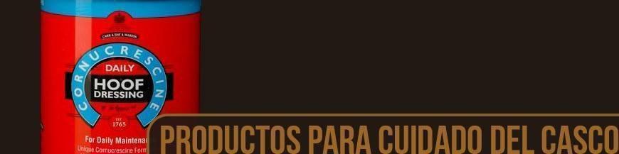 PRODUCTOS PARA CUIDADO DEL CASCO