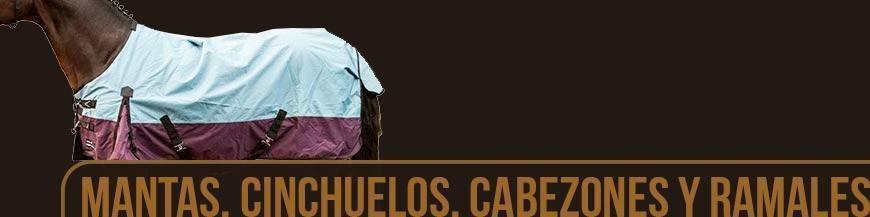 MANTAS, CINCHUELOS, CABEZONES Y RAMALES