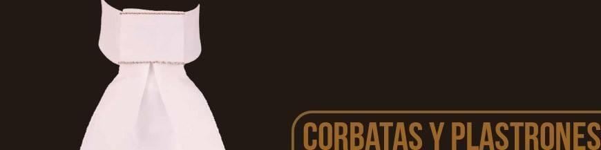 CORBATAS Y PLASTRONES