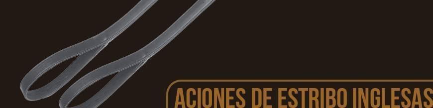 ACIONES DE ESTRIBO INGLESAS