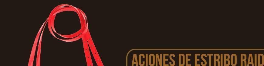 ACIONES DE ESTRIBO PARA RAID Ó MARCHA
