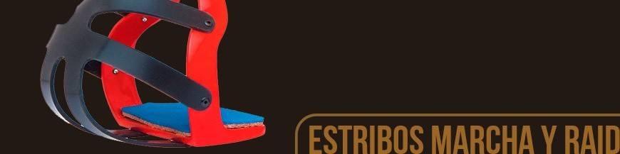 ESTRIBOS MARCHA Ó RAID